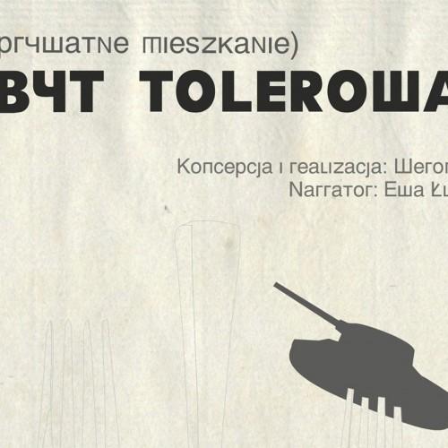 Teatr Szwalnia ewa lukasiewicz pobyt tolerowany